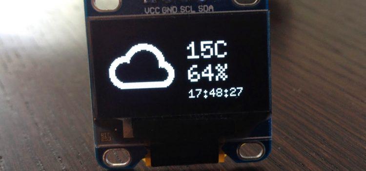 NodeMCU – Estación Meteorológica – 3/3 Hardware