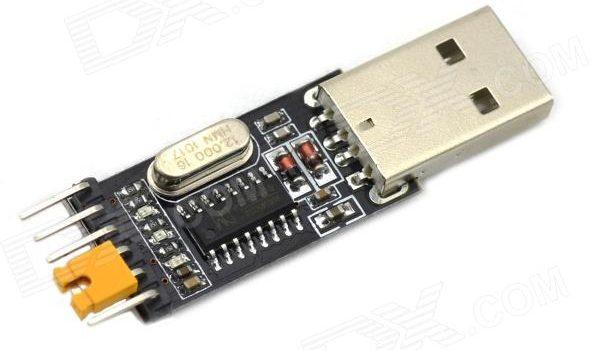 Driver CH340 para Mac OSX Sierra