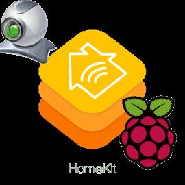 HomeKit Webcam en raspberry Pi