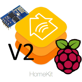 HomeKit Raspberry Pi 2 V2
