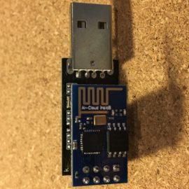 Como grabar los módulos ESP8266-ESP01-ESP12E con adaptador serie
