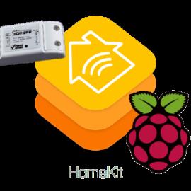 HomeKit Raspberry Pi 2 V2 – Cambio de Firmware en Sonoff Basic